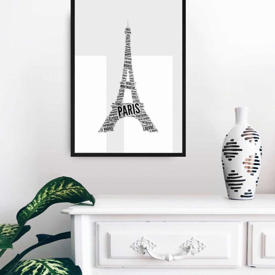 Newspaper Eiffel
