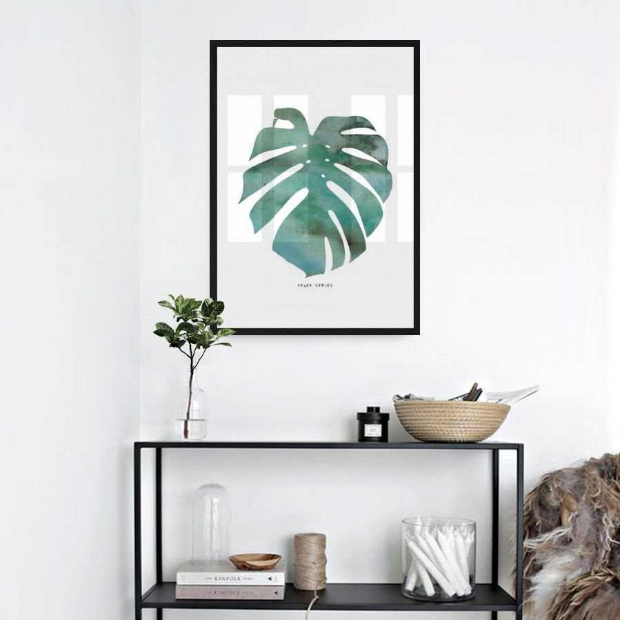 Mint Green Monstera